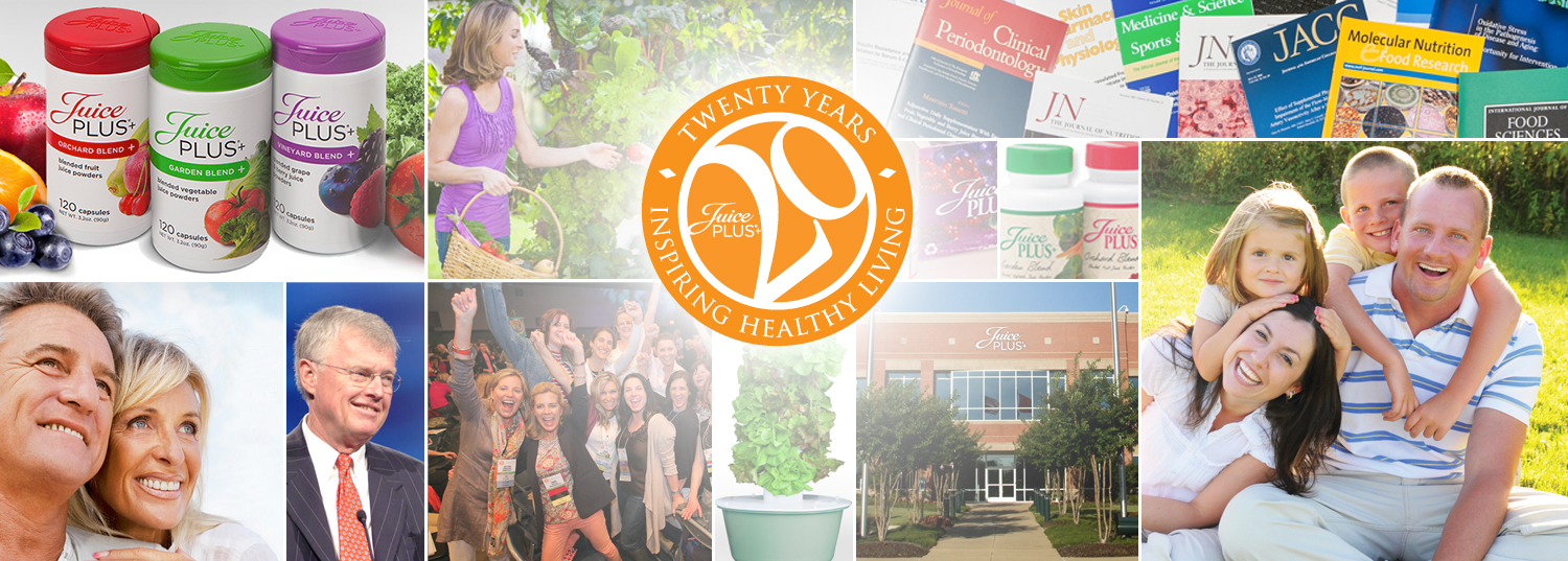 Juice Plus+ Virtual Franchise - USA